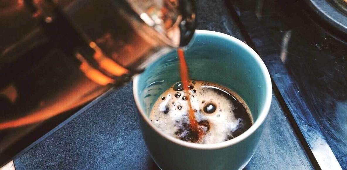 High on Coffee