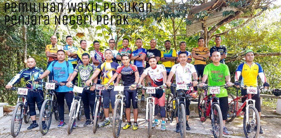 PRISON Perak Cycling Team