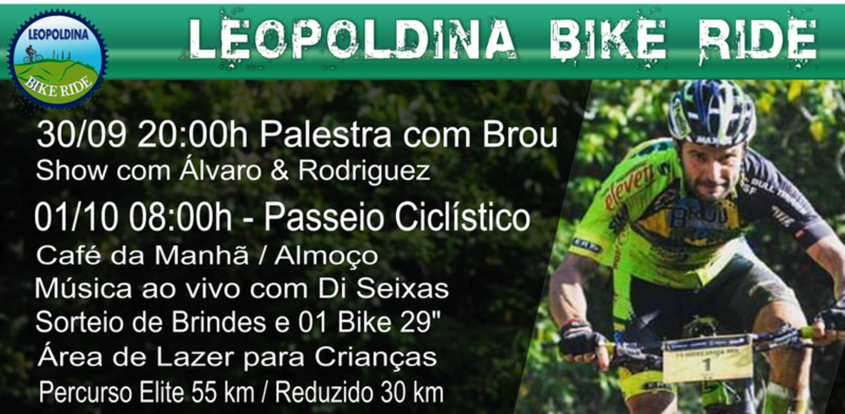Leopoldina Bike Ride