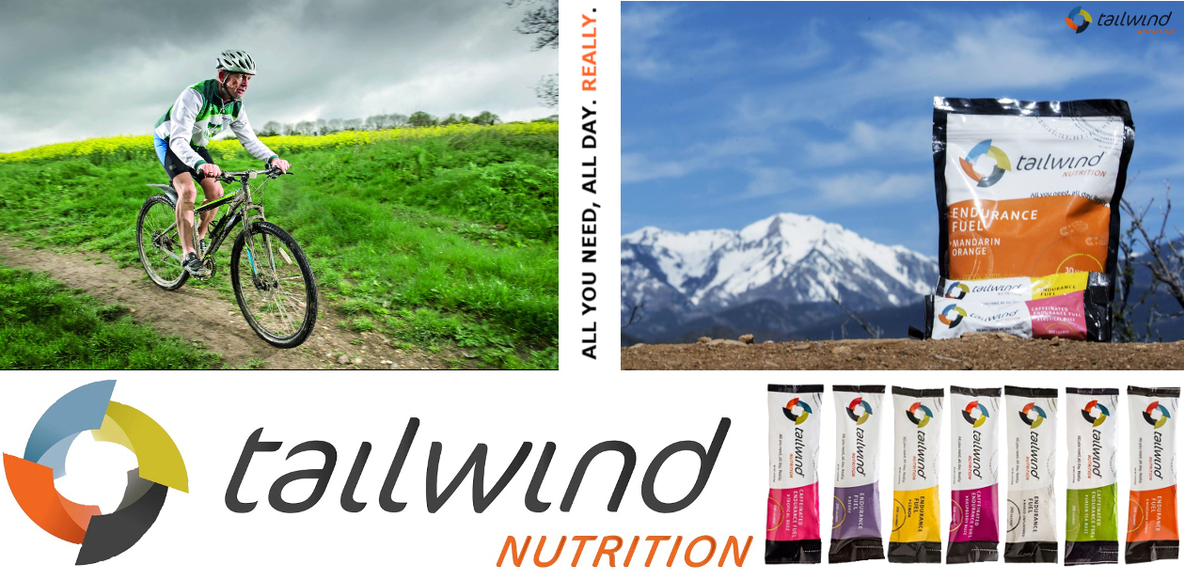 Tailwind Nutrition UK Ireland Cycling