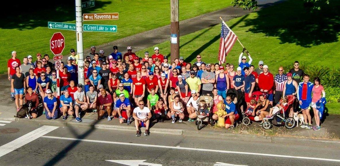Seattle Green Lake Running Group