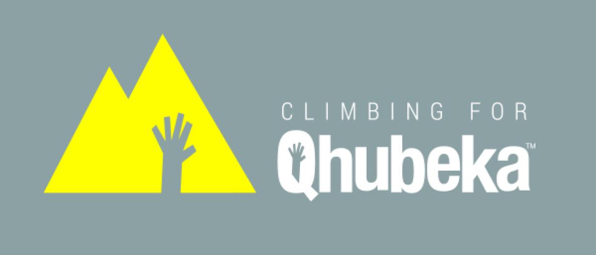 Climbing for Qhubeka