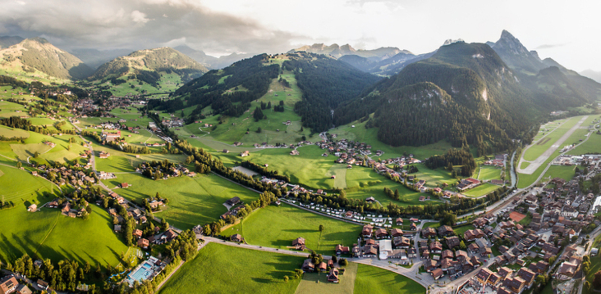 GSTAAD  Come up - slowdown