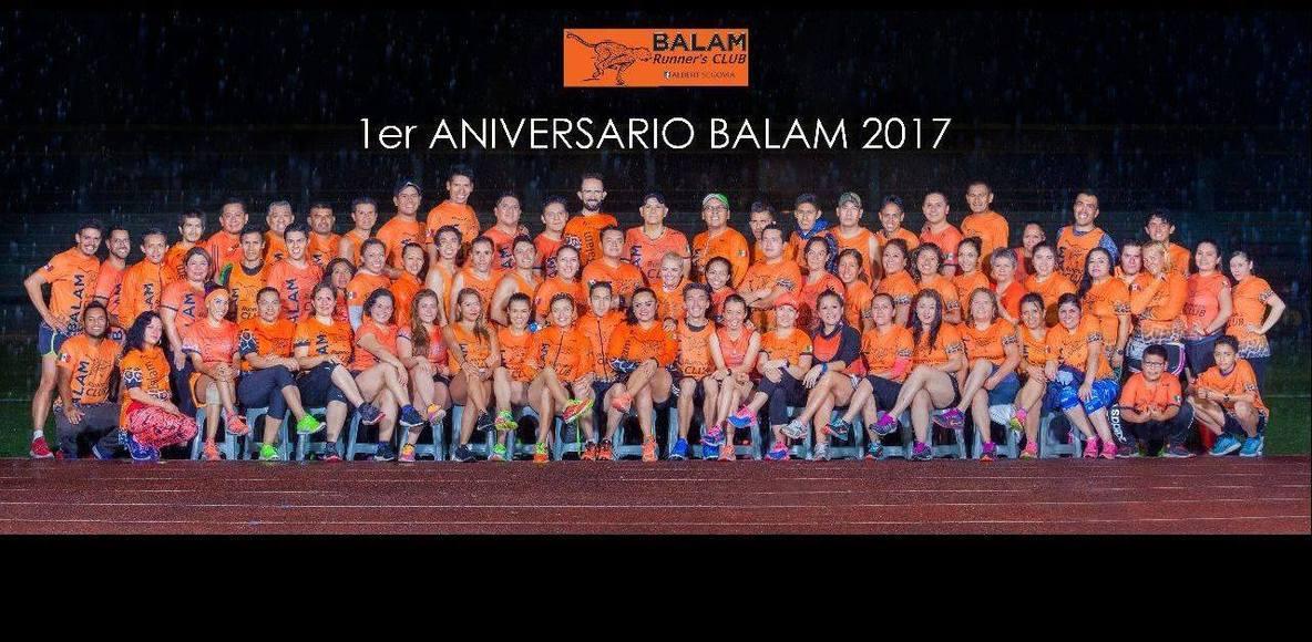 BALAM RUNNERS CLUB