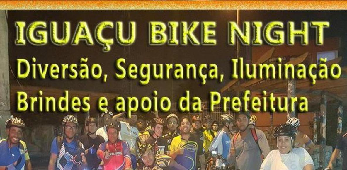 Nova iguaçu Bike Night
