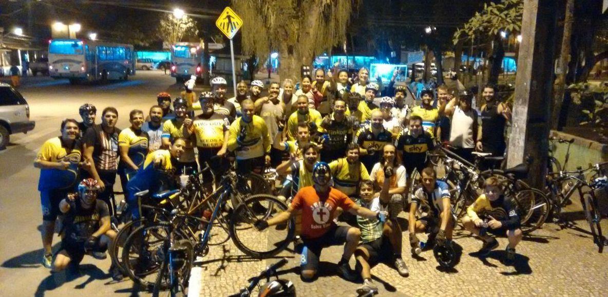Tinguá Bike Night