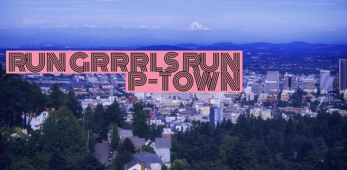 Run Grrrls Run P-Town