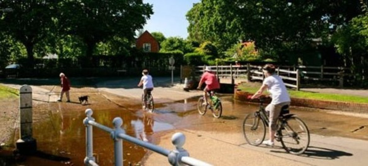 Hythe and Waterside Cycling