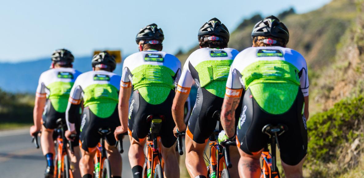 Marc Pro pb Gym One Elite Cycling Team