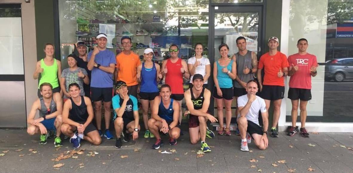 TRC Community Runners