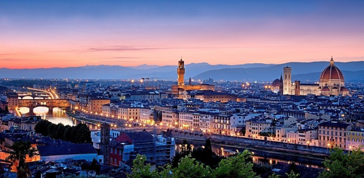 Correre a Firenze - Run in Florence