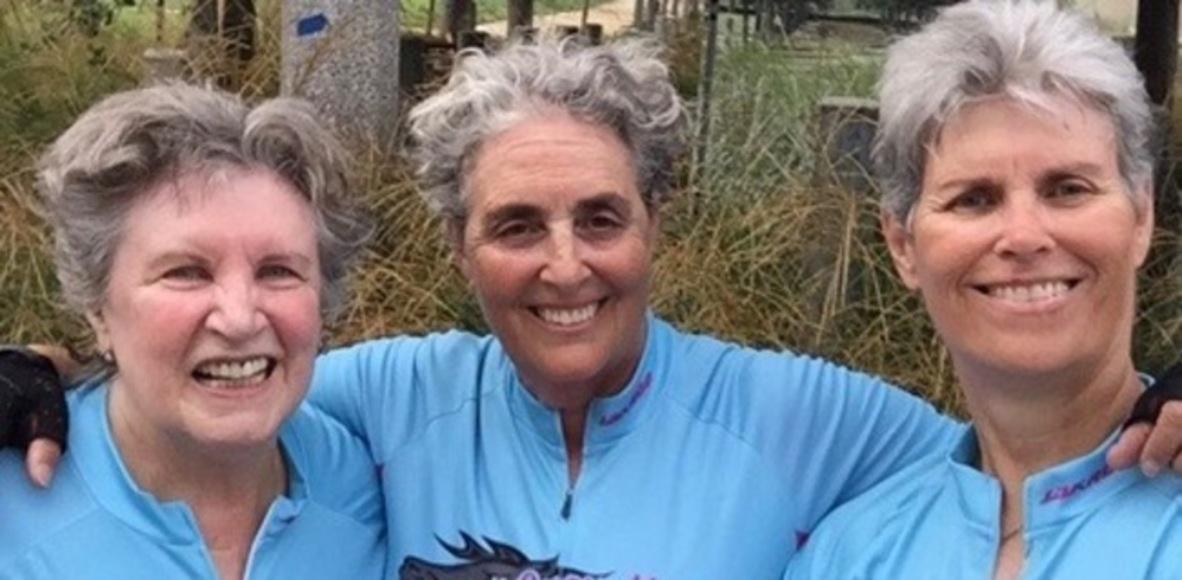 Grey Mares 60  (women over 60)