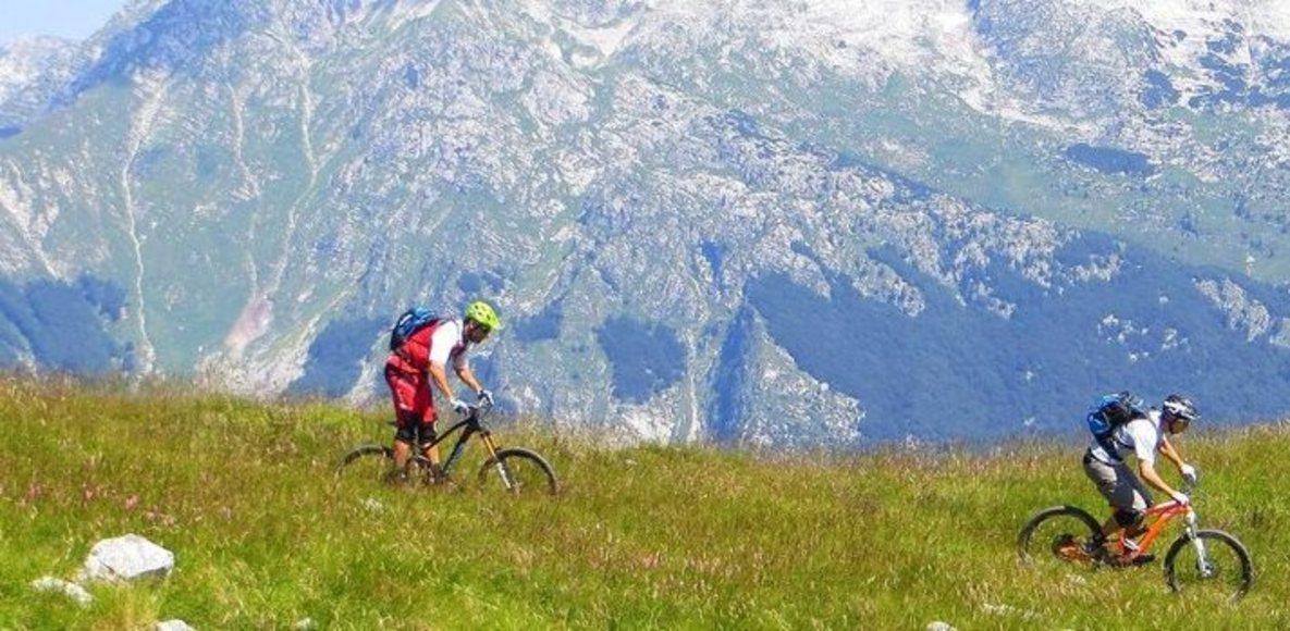 Dreams Ride - Triglavski Park Slovenija