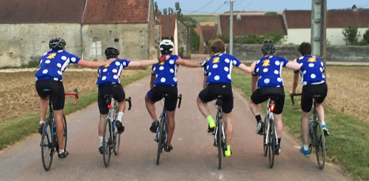Trinity College Cycling Club