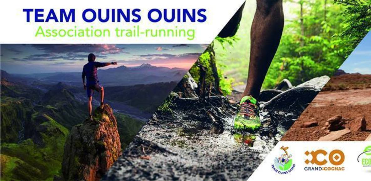 Team Ouins Ouins trail running