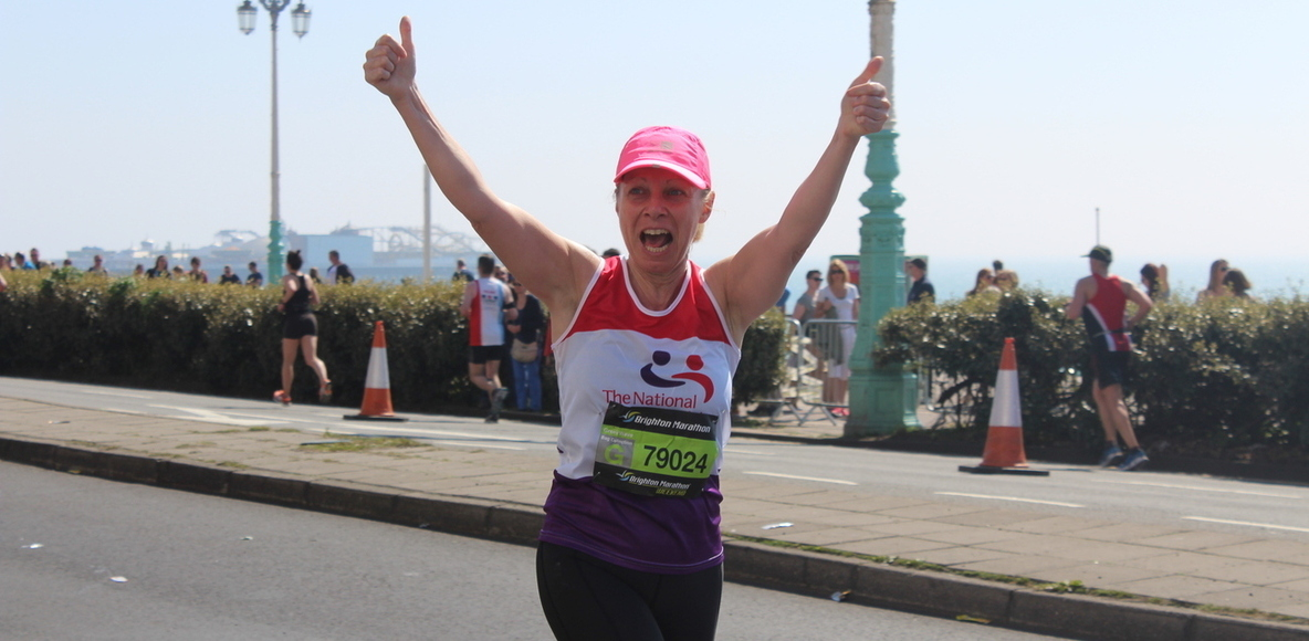 Brighton Marathon 2018 TeamAutism