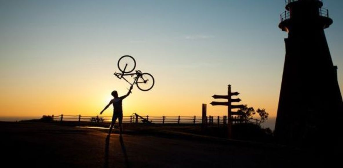 Life is better on a Bike!