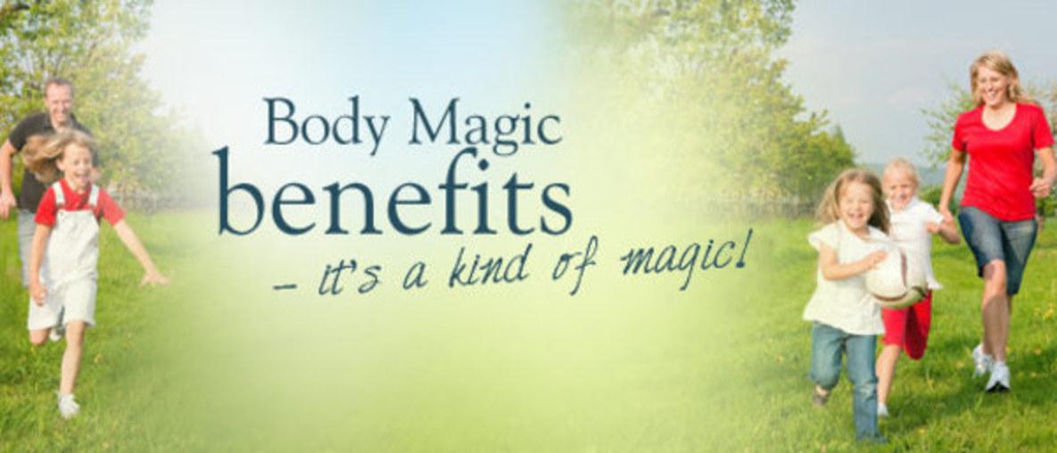 Slimming World - Body Magic