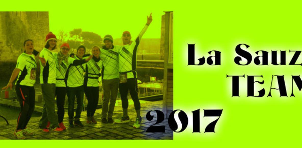 La Sauzette Team