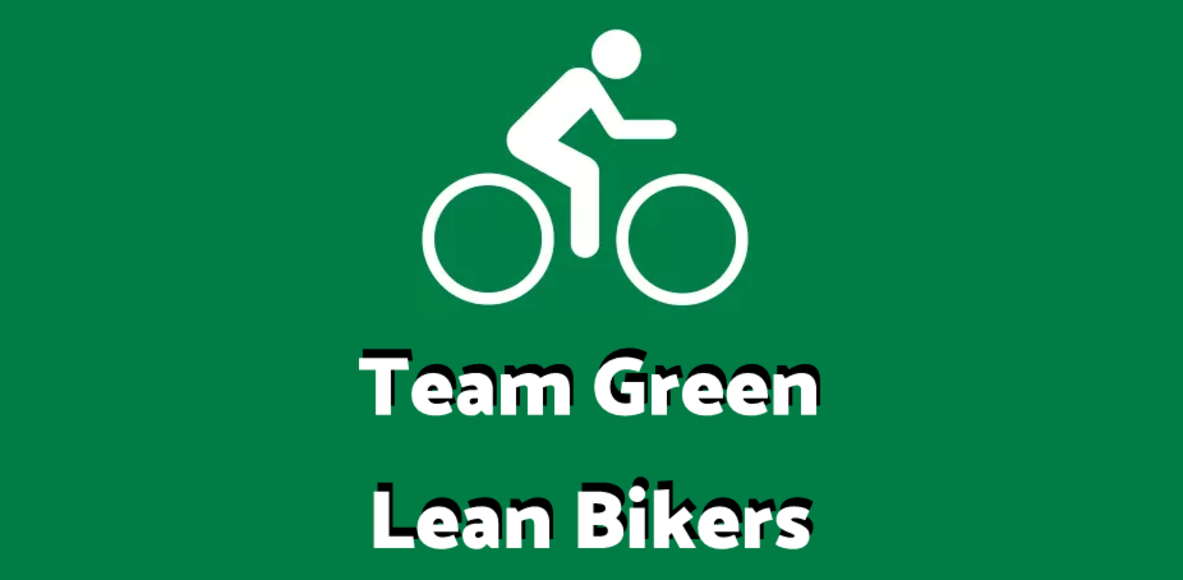 Team Green Lean Bikers