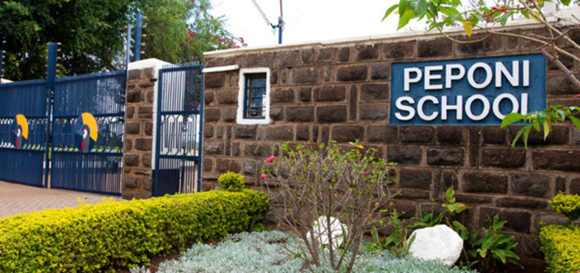 Peponi School Running Club