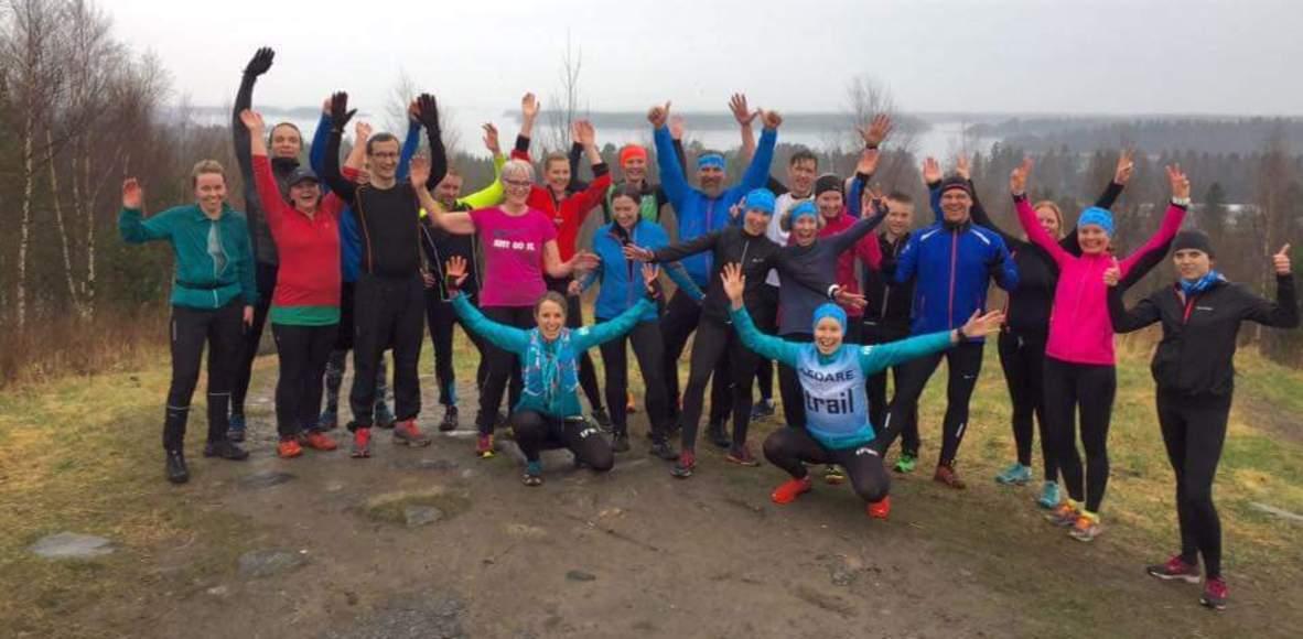Team Nordic Trail, Vasa