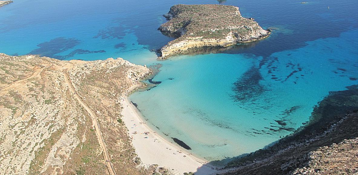 Lampedusa in bici