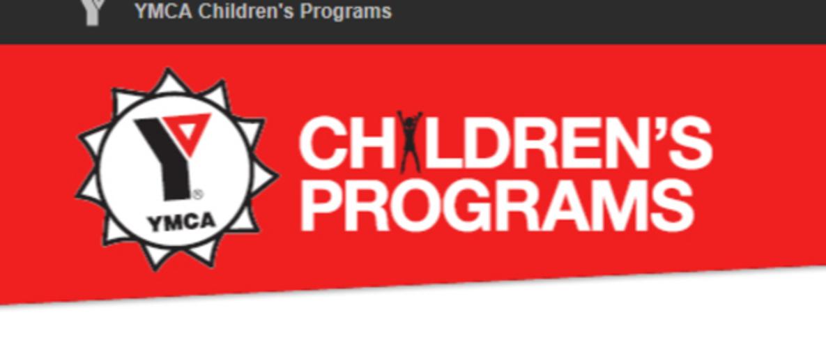 YMCA Children's Programs