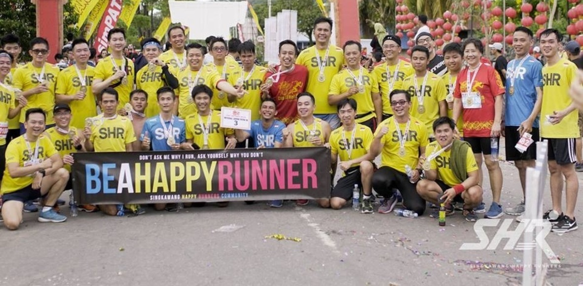 Singkawang Happy Runners