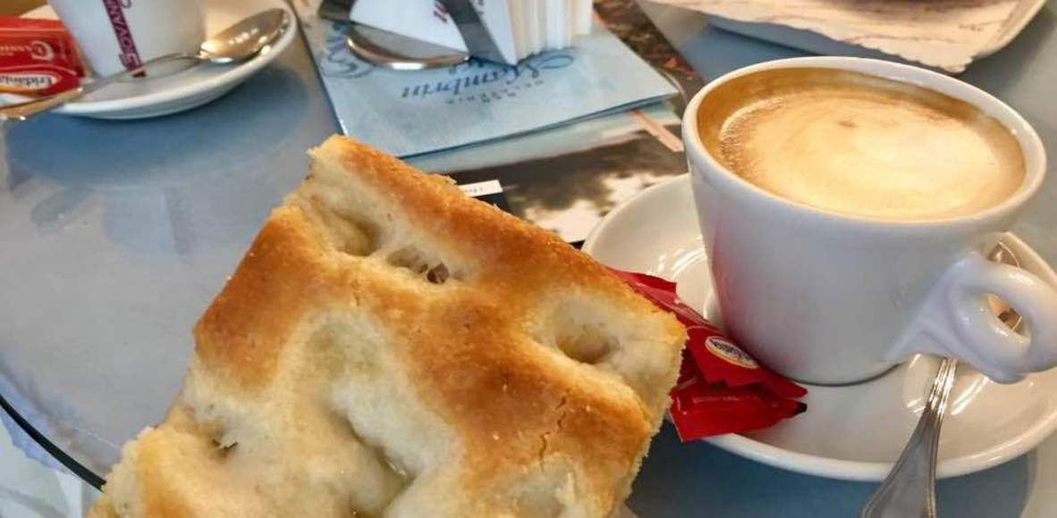 Cafe Focaccia Bicicletta