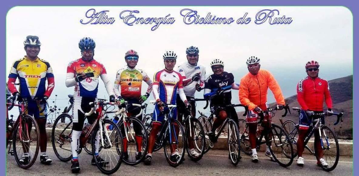 Club Alta Energia Ciclismo de Ruta
