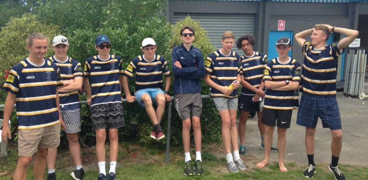 Tauranga Boys' College Track and XC