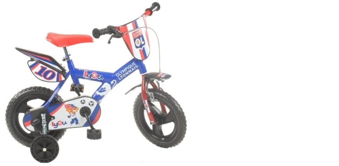 Les cyclistes de l'Olympique Lyonnais en Haute-Savoie