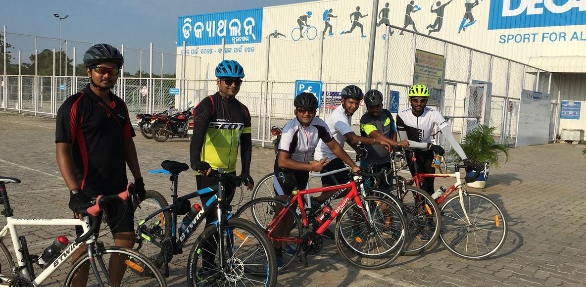 Decathlon Phulnakhara Cycling Club