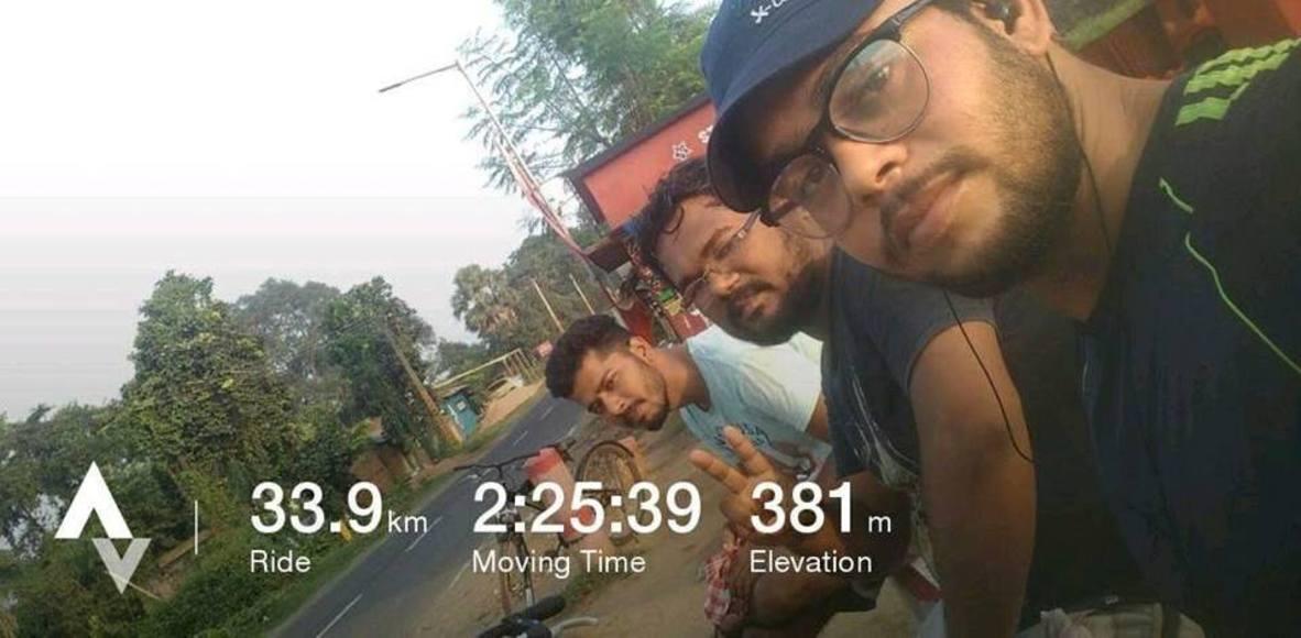 Deoghar Cycling Club