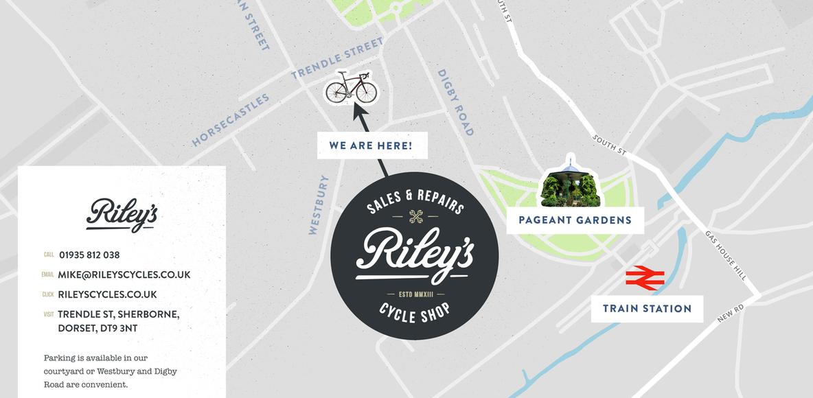 Riley's Cycles Ltd