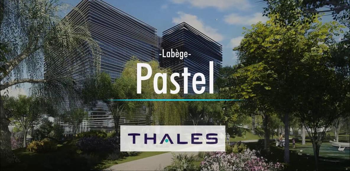 Thales Pastel - CAP