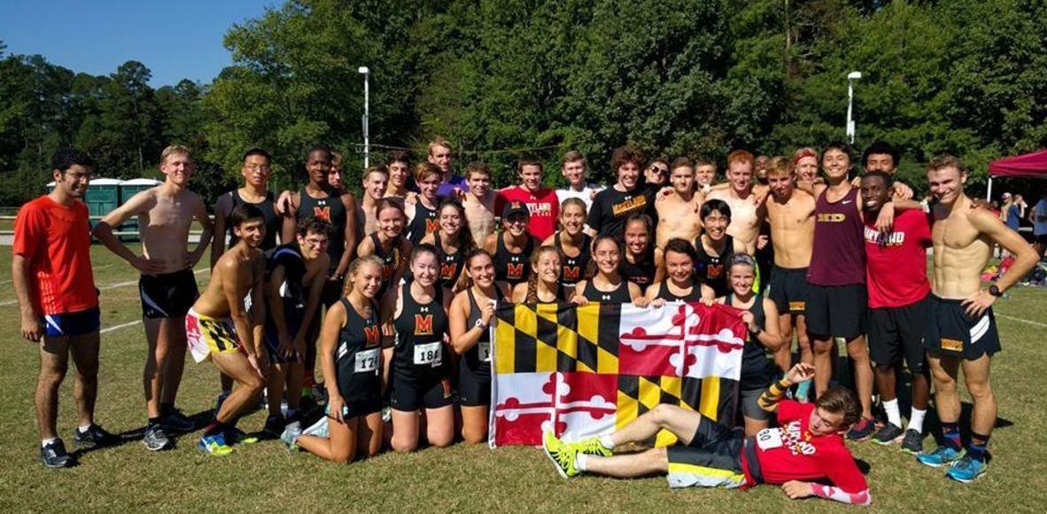 University of Maryland Club Running