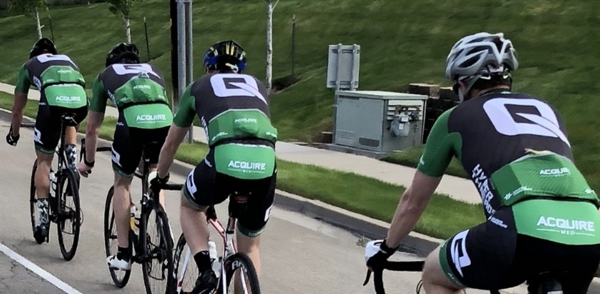 Acquire Med Cycling Club