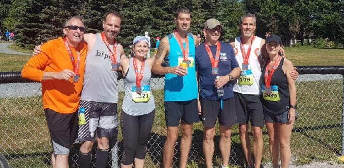 Bell Canada Runners