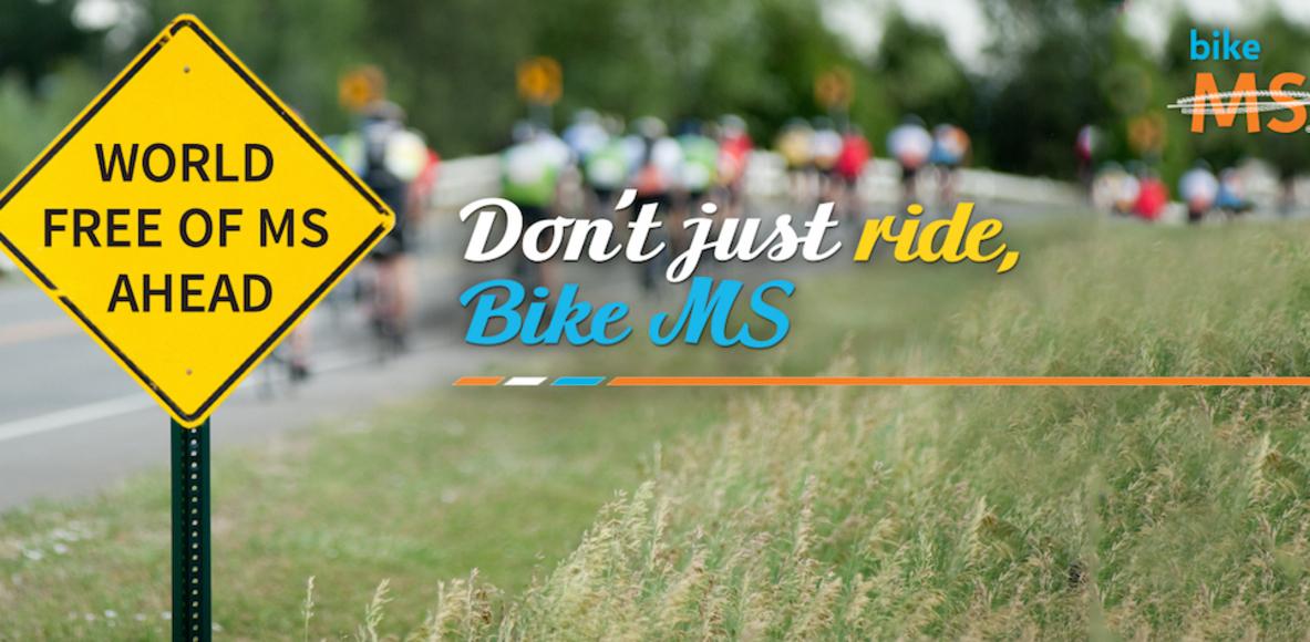 Bike MS Waves to Wine