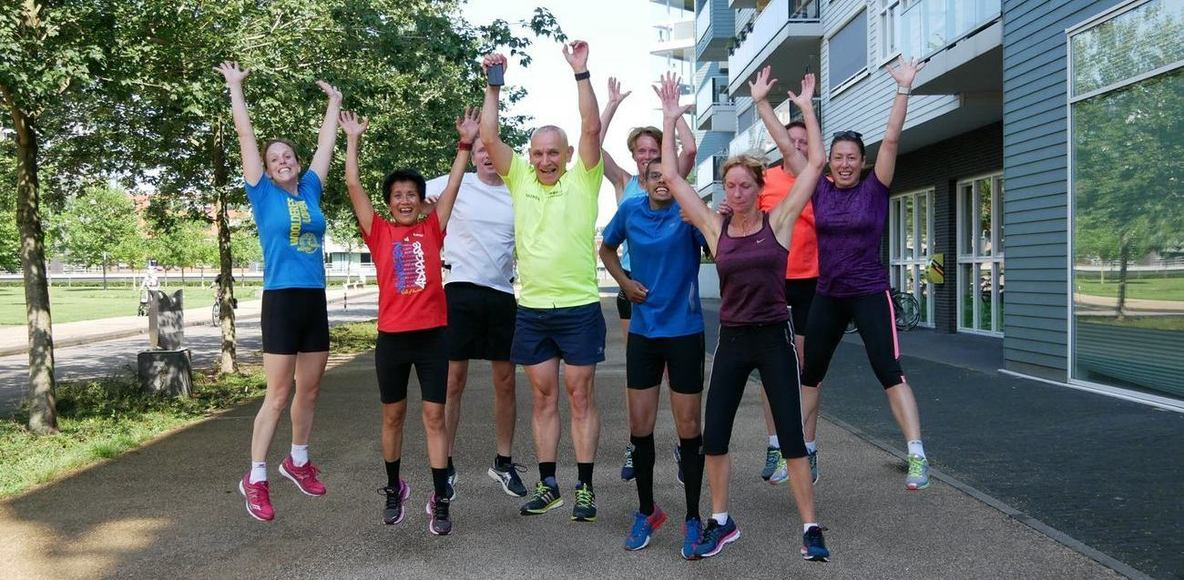 Loopgroep NonStop Running