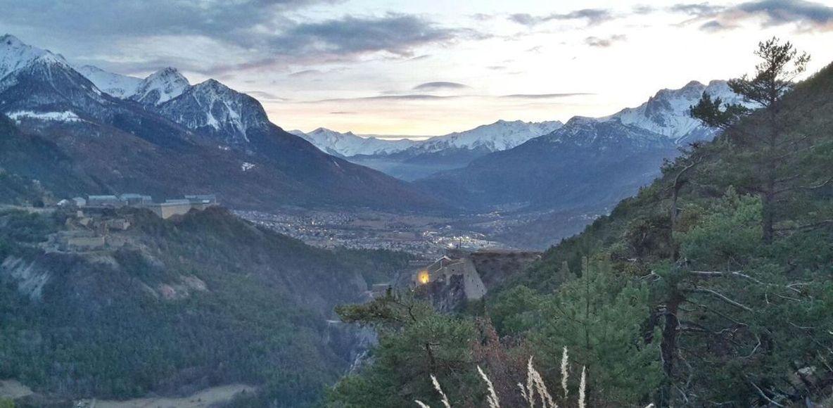Briançon trail  alpirunning