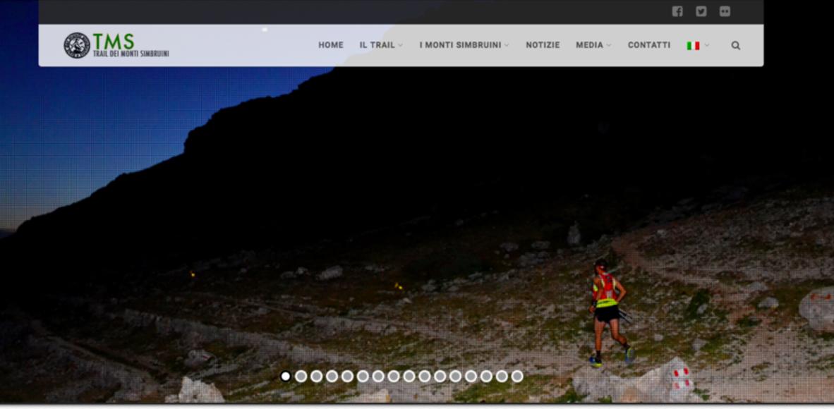 Tiger Team Trail dei Monti Simbruini