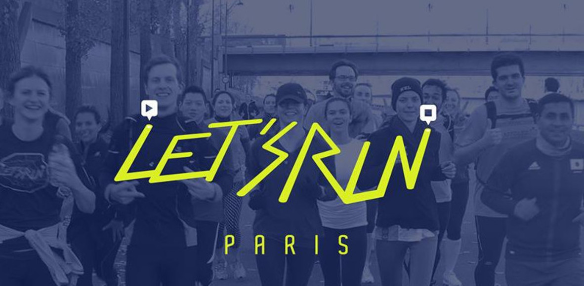 Let's Run Paris