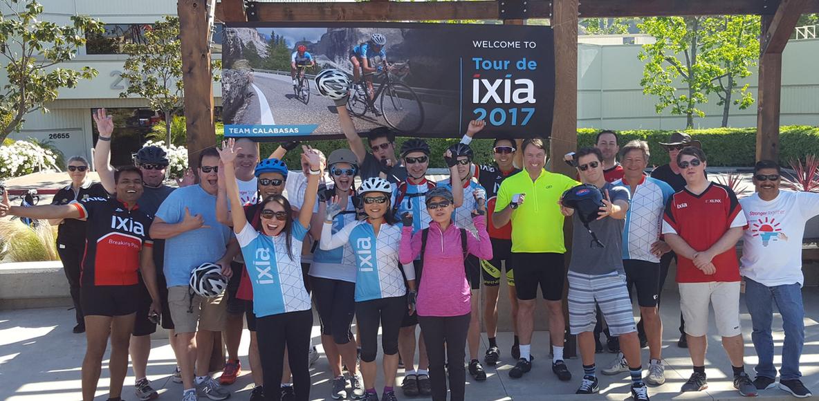 Keysight Cycling Calabasas CA
