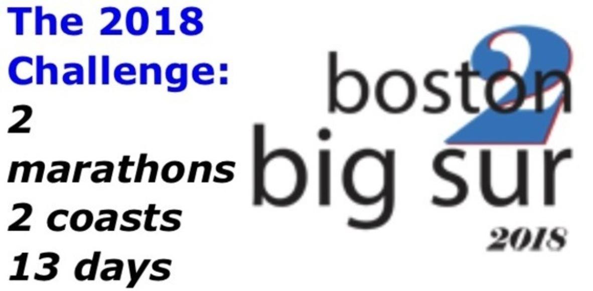 Boston 2 Big Sur 2018