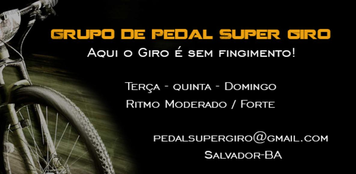Pedal Super Giro