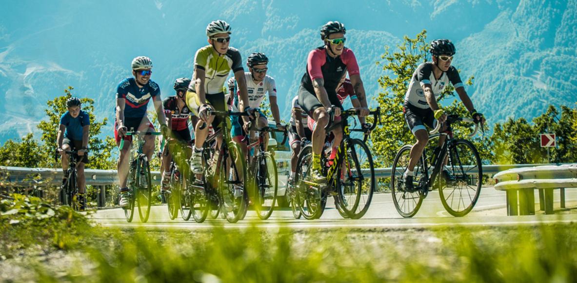 Grupetto Camp riders