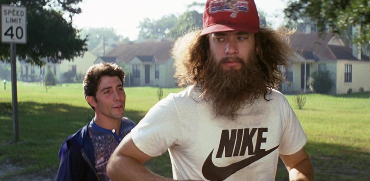 Running Beard